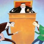Processo tributario: l'ordine di affidarsi a un difensore abilitato deve essere reiterato in appello? Risponderanno le SS.UU. (nota a Cass. 10080/2017)